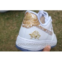 Air Force 1 Chinese New Year White Gold Peony Online Q3MMJ8