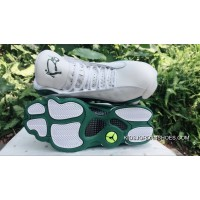 AJ13 Air Jordan 13 Allen Ray White Green New Style R8FHZ