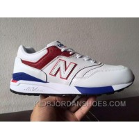 2016 New Balance 997.5BBK 997 998 American Flag White Red Blue Discount AZQ5jWN