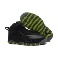 KIDS JORDAN 10 Venom Green