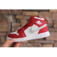 Kids Air Jordan 1 Shoes 2018 New Version 10 Authentic