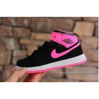 Kids Air Jordan 1 Shoes 2018 New Version 9 Free Shipping