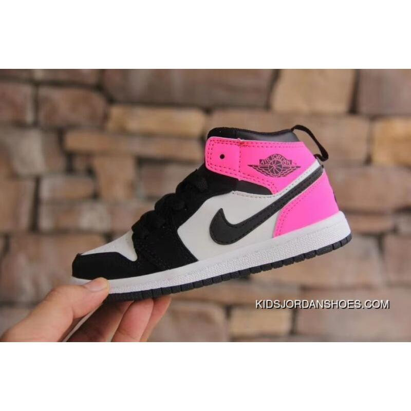 Kids Air Jordan 1 Shoes 2018 New