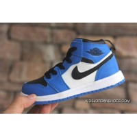 Kids Air Jordan 1 Shoes 2018 New Version 2 For Sale