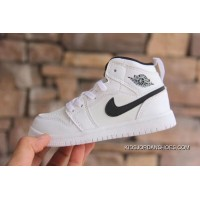 Kids Air Jordan 1 Shoes 2018 New Version 1 Top Deals