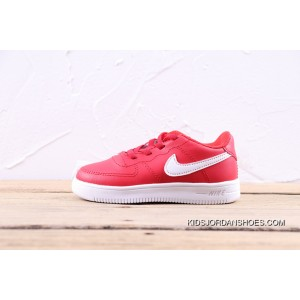 Air Kids One Shoes Af1 Nike Outlet 1 Force Red f6y7gYbvI