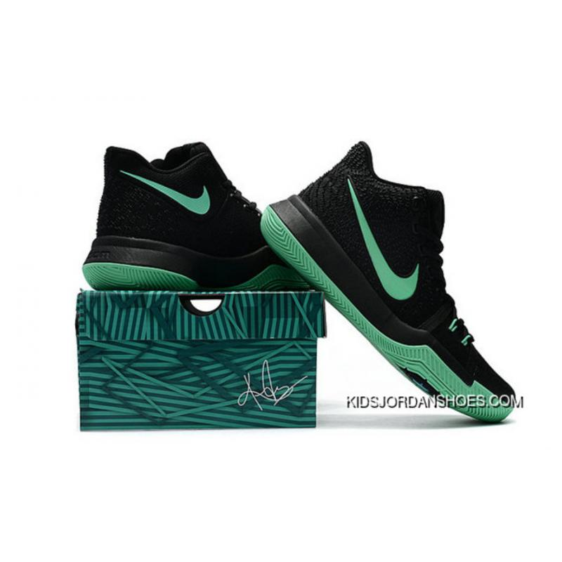 da299a1fa65f ... Kyrie Shoes Nike Kyrie Irving 3 Kids Black Grass Green Best ...