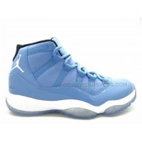 2014 Air JD 11 (XI) Retro Pantone University Blue/White-Black For Sale