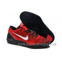Men Nike Flyknit Kobe 9 Basketball Shoe 242 Free Shipping 3bEd28