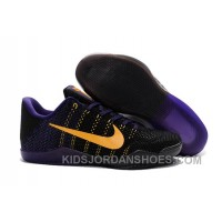 Men Nike Kobe 11 Weave Basketball Shoes Low 341 For Sale Dpaf4p