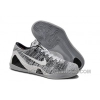 size 40 582bf 09cef Men Nike Flyknit Kobe 9 Basketball Shoe 247 Best QFKH3M