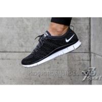 NIKE 5.0 1:1 Flyknit Black Grey White 36-44 Free Shipping ZiDkTn