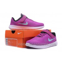 NIKE 5.0 Purple Kids Shoes Lastest XFTZM