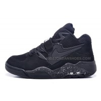 "Nike Air Force 180 Mid Charles Barkley ""Triple Black"" Black/Black-Black For Sale"