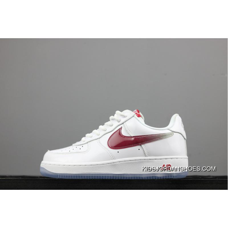 656f03c3c9e377 Nike Air Force 1 TaiWan Made In Taiwan What The Pure White Sneakers ...