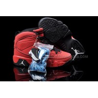 Nike Air Jordan 9 Kids Red Black