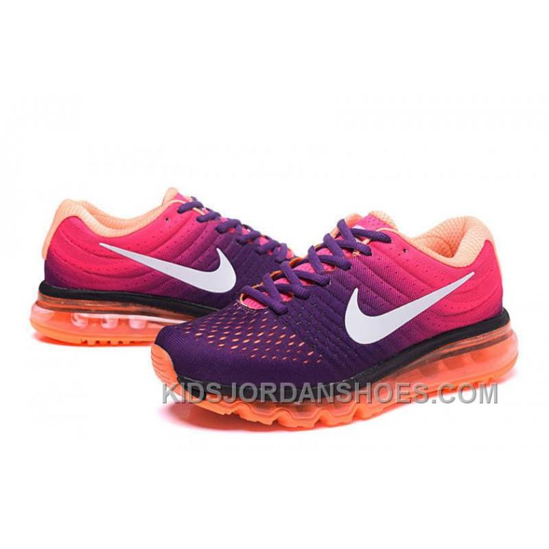 Purple Pink Green Nike Air Max  5699fc281b75