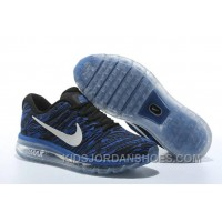 Authentic Nike Air Max 2017 Print Blue Black Cheap To Buy JjWAMH