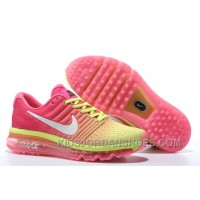 Authentic Nike Air Max 2017 Pink Volt White Discount 2hxmxJy
