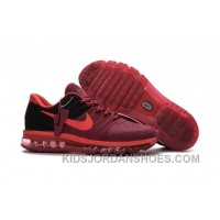 Authentic Nike Air Max 2017 KPU Wine Red Black Copuon Code DMsbGb5