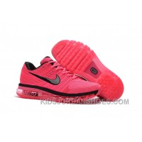Authentic Nike Air Max 2017 KPU Pink Black Discount FAiHE