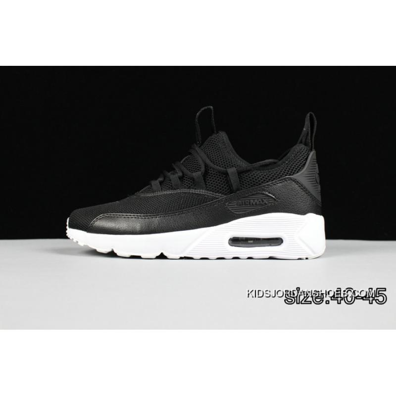 9126a0a62e All Black White Nike AIR MAX 90 HUARACHE DRIFT PREMLUM Men Sport ...