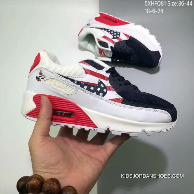 factory price 66de4 54f7e 85 Nike AIR MAX 90 Classic Reproduce Cushioning Comfortable Sport Fashion  Casual All-match Picking 5 Xhfq81 Shoes Size 18-6-24 Online