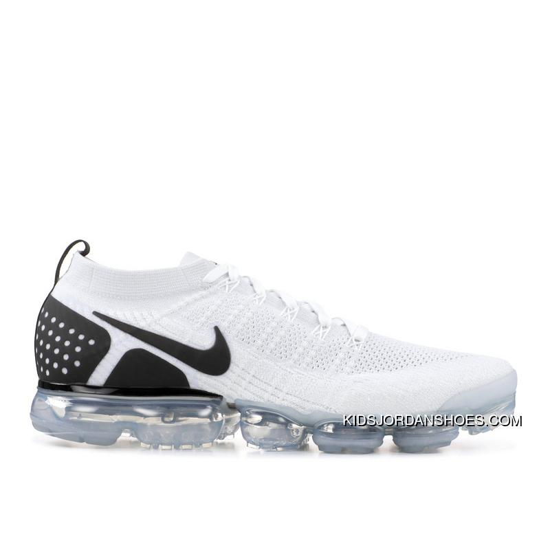 best loved 5462f 7b6c3 NIKE AIR VAPORMAX FLYKNIT 2 REVERSE ORCA SKU 942842 103 White Black Split  New Year Deals