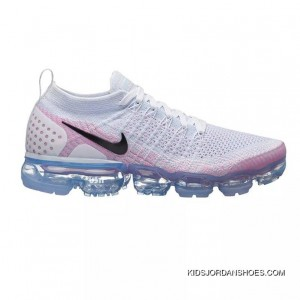 100% authentic 3c484 7cbbf Nike 2018 Zoom 2.0 Air Vapormax 2.0 Women And Men FLYKNIT Zoom Air Running  Shoes 942842 Cherry Blossom Sakura Pink Latest
