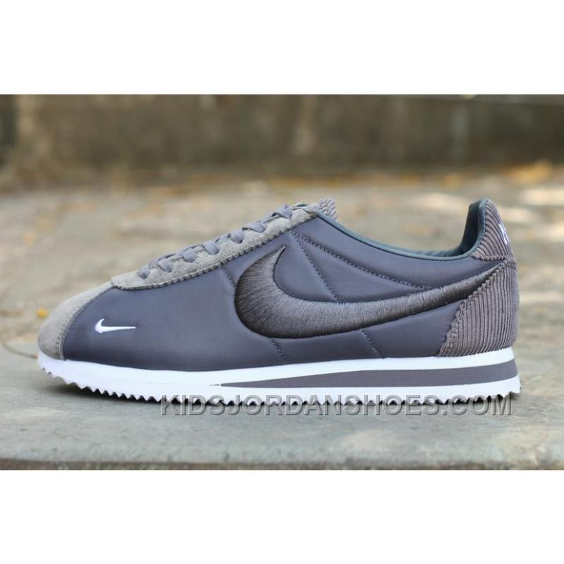 outlet store 68439 ac5ad Nike Classic Cortez X LIBERTY 36-44 Silver Grey Lastest 4EacQRQ