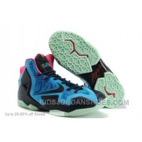 Nike Basketball Shoes Men Lebron 11 P.S. Elite Everglades Cheap To Buy WZXmE