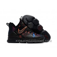 Nike LeBron 14 SBR Black Orange Red Top Deals