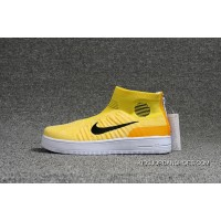 Nike Lunar Force1 Duckb 28-35 Yellow Discount