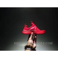 Nike PRESTO EXTREME(TD) All Red Free Shipping M4TjT