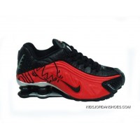 Nike Kids Shox Shoes Black Red,nike Free Run Mens,nike Air Presto,Outlet On Sale Authentic