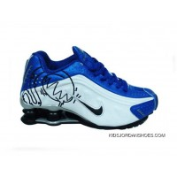 Nike Kids Shox Shoes White Blue Black,nike Free Online,nike Free,enjoy Great Discount Online