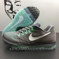 Nike Zoom All Out Flynit Green Best P3pfA7