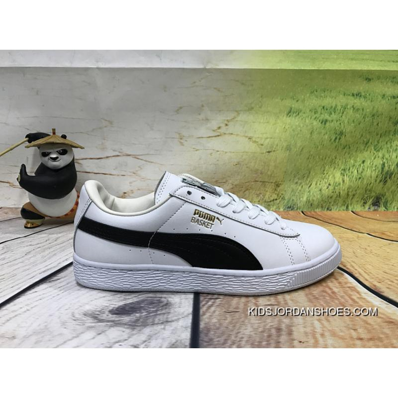 PUMA Sneakers Suede Sneakers White