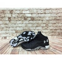 Under Armour Anatomix Spawn 2 Black White Sneaker For Sale 53f8A