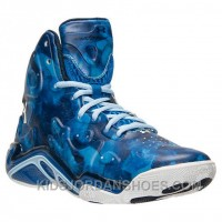 Authentic Under Armour Micro G Anatomix Spawn 2 Blue White For Sale YFwHz