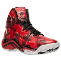 Authentic Under Armour Micro G Anatomix Spawn 2 Red Black New Release 2PhjT8k