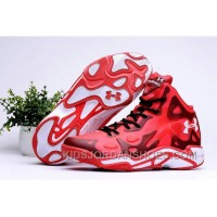 Authentic Under Armour Micro G Anatomix Spawn 2 Red White Top Deals W6FZs