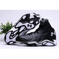 Buy Under Armour Micro G Anatomix Spawn 2 Black White New Style K32Q2E