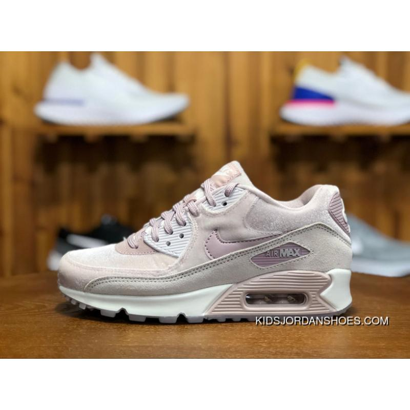 san francisco buying now cheap price 170 Nike AIR MAX 90 LX Zoom Women Shoes Cherry Blossom Put Sakura ...