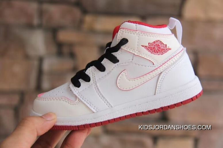 the best attitude 73ea9 53c09 Kids Air Jordan 1 Shoes 2018 New Version 12 Cheap To Buy