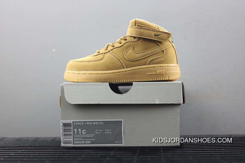 Infant New Shoes Air Release 1 200 Mid Top Kids 859338 Nike Force VpSUzGMq