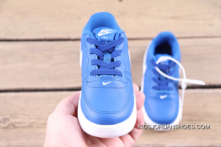 competitive price e7a89 c795f ... norway top deals nike air force one 1 kids shoes af1 kids shoes blue  fd7d2 da254