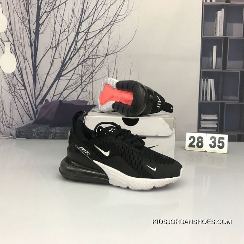 New Style Nike Kids Shoes Zoom Kids Shoes 270 Kids Shoes AIR MAX 270 Kids Shoes 02