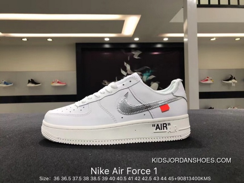 Nike Air Force 1 AF1 One Classic All