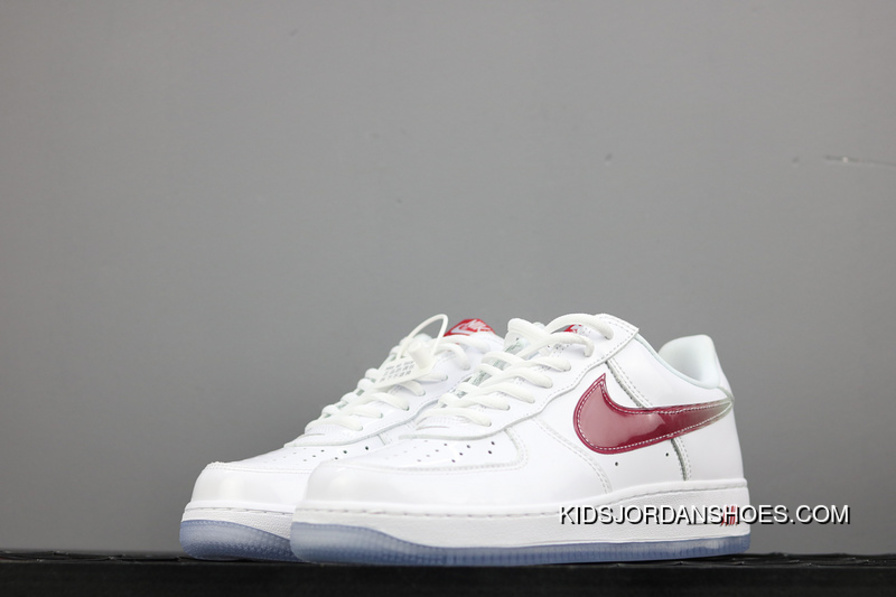 561568004152ef Nike Air Force 1 TaiWan Made In Taiwan What The Pure White Sneakers  845053-105